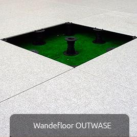 wandefloor