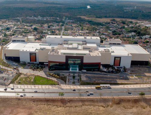 Shopping Center Estação Cuiabá