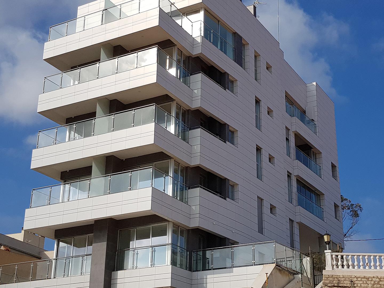 Apartamentos em El Campello