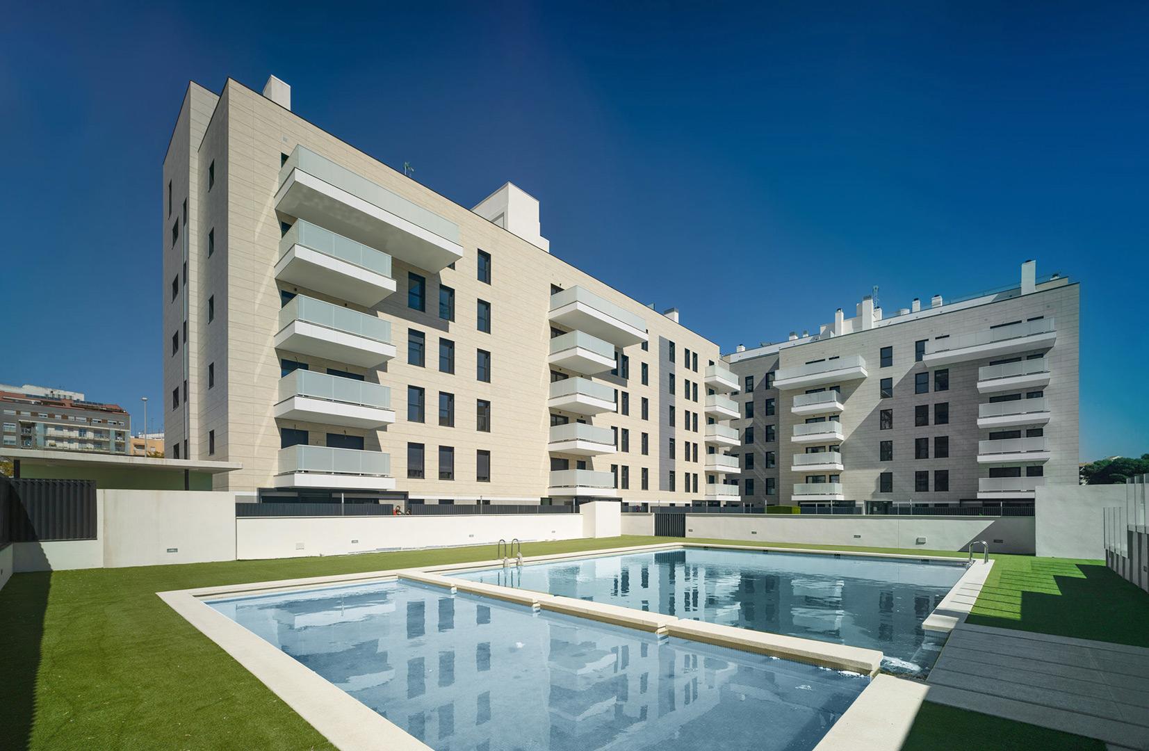 Edificio residencial em Castellón